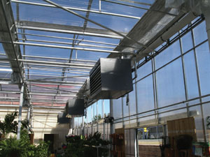 Heating systems for your diy greenhouse the do it for Best propane heating systems