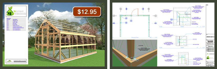 Do It Yourself Building Plans: The Do It Yourself Greenhouse